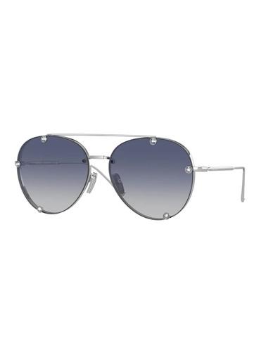 Valentino Valentino 2045 30064L 59 Ekartman Kadın Güneş Gözlüğü Gümüş
